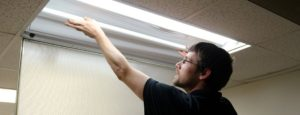 Commercial Office Lighting Oningdean Electricians